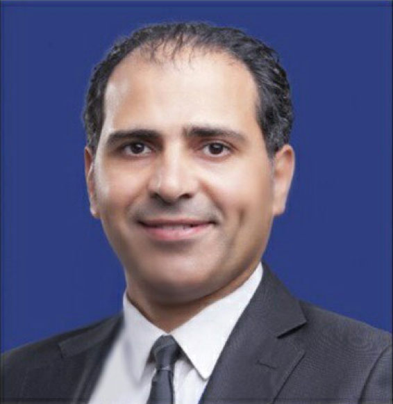 Mr. Osama Rousdy<br /> CMO